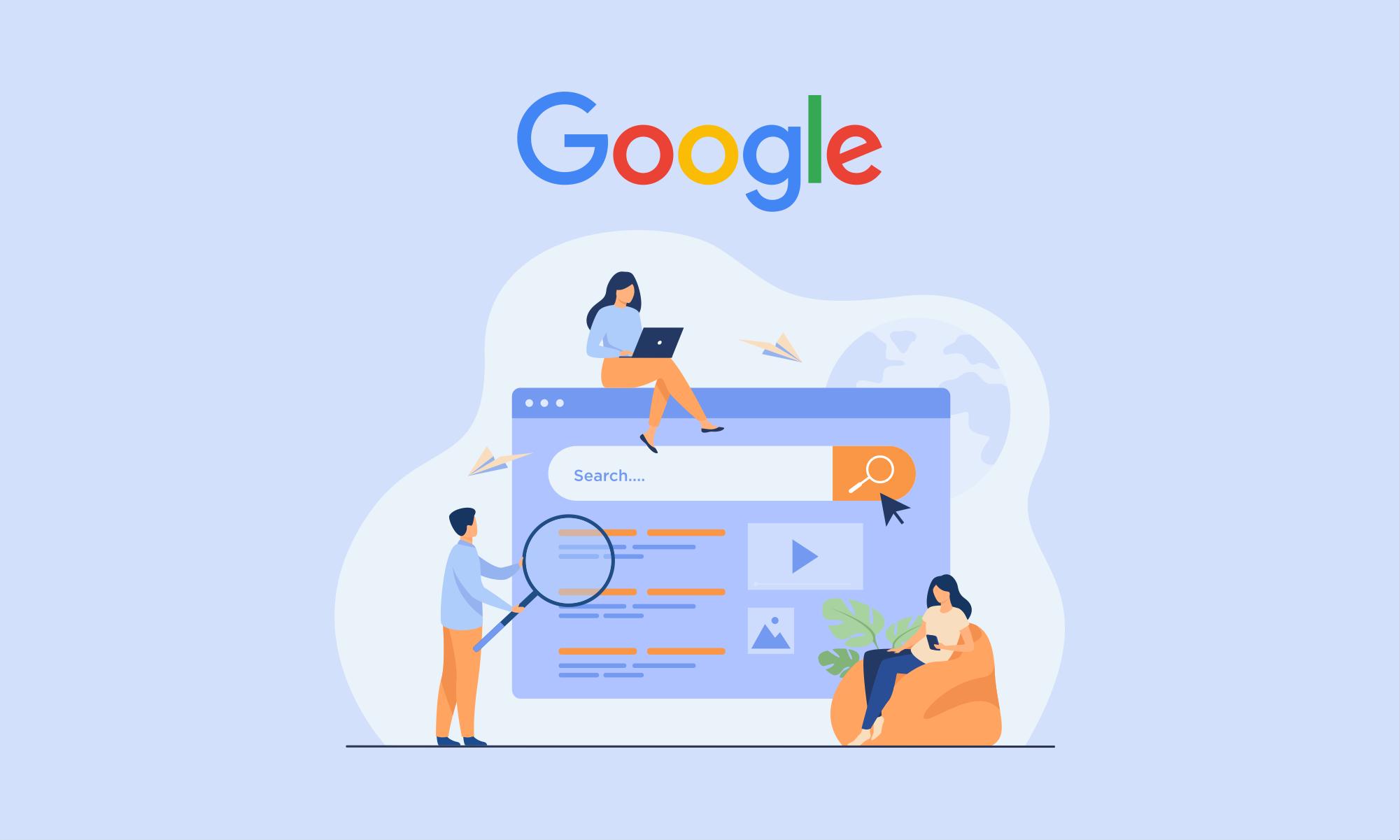 Agência Solid - Principais variáveis de rankeamento no Google